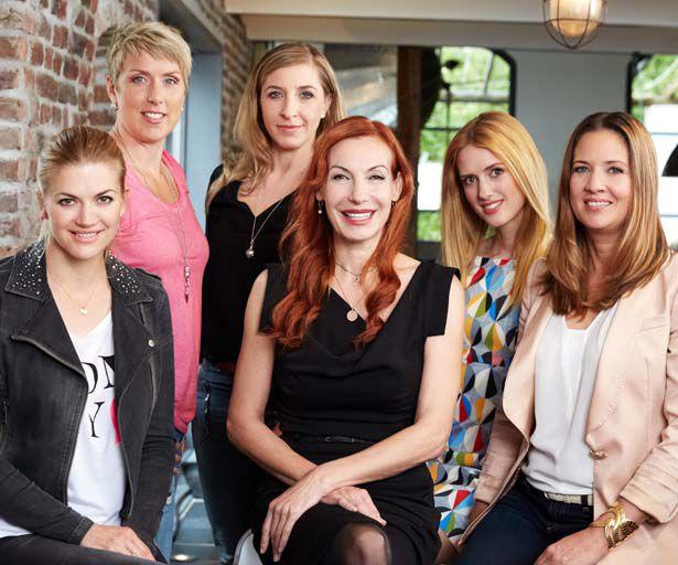 Tv Granate Wilma Elles Ab Heute Abend In 6 Mütter Klatsch Tratschde