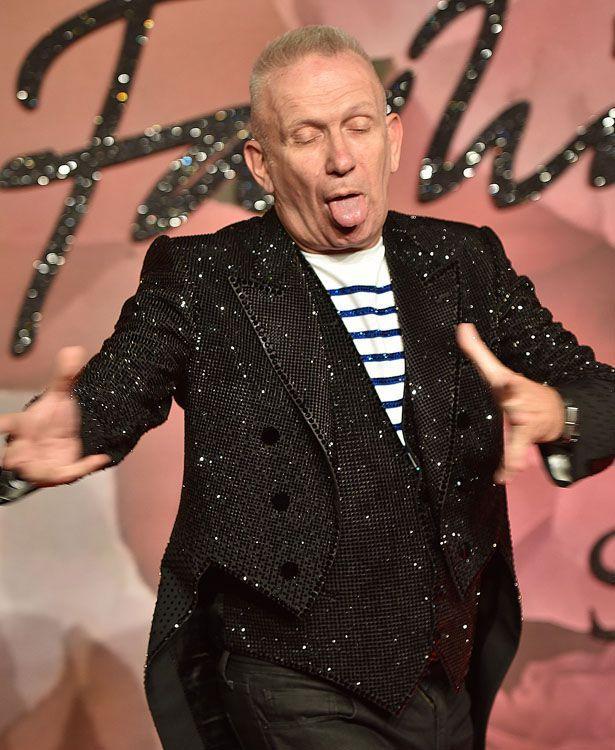 Kommt Jean Paul Gaultier wirklich ganz nackig zur Show?