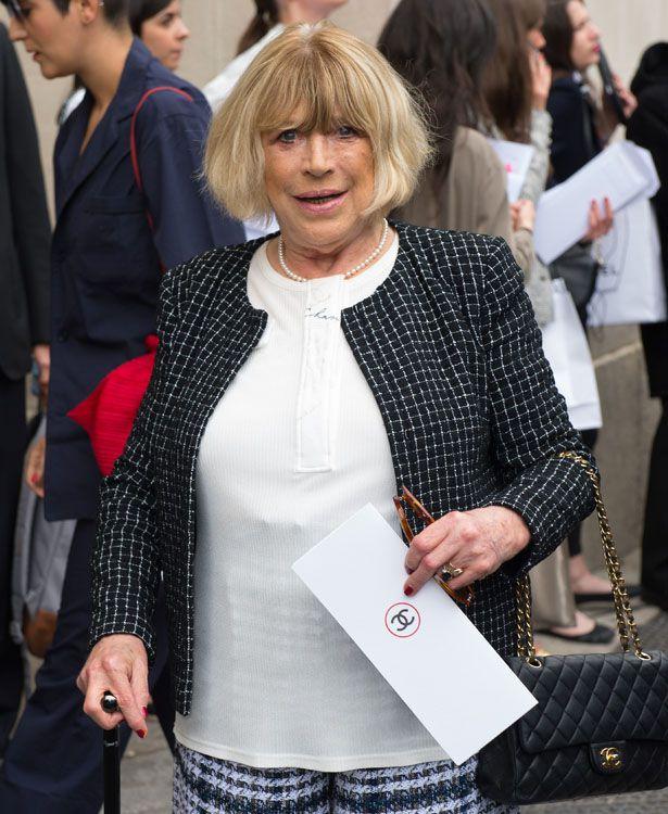 Marianne Faithfull: Die Schleifpapierstimme wird 70