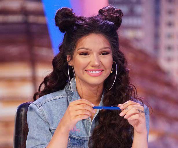 DSDS-Perückenshow: Shirin David macht einen auf Nicki Minaj