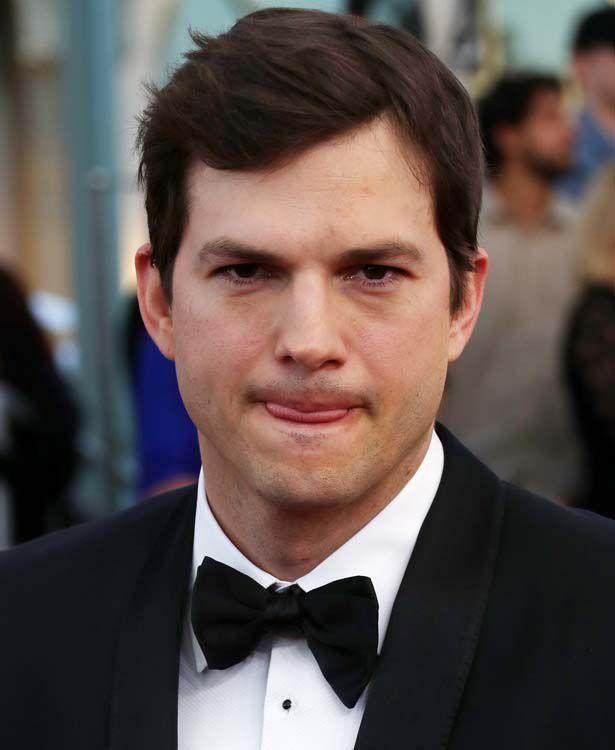 """Ashton Kutcher: """"Wir sind die letzte Linie der Verteidigung"""""""
