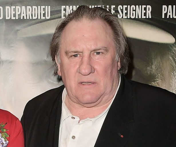 Nee, oder? Gerard Depardieu singt - und wie!