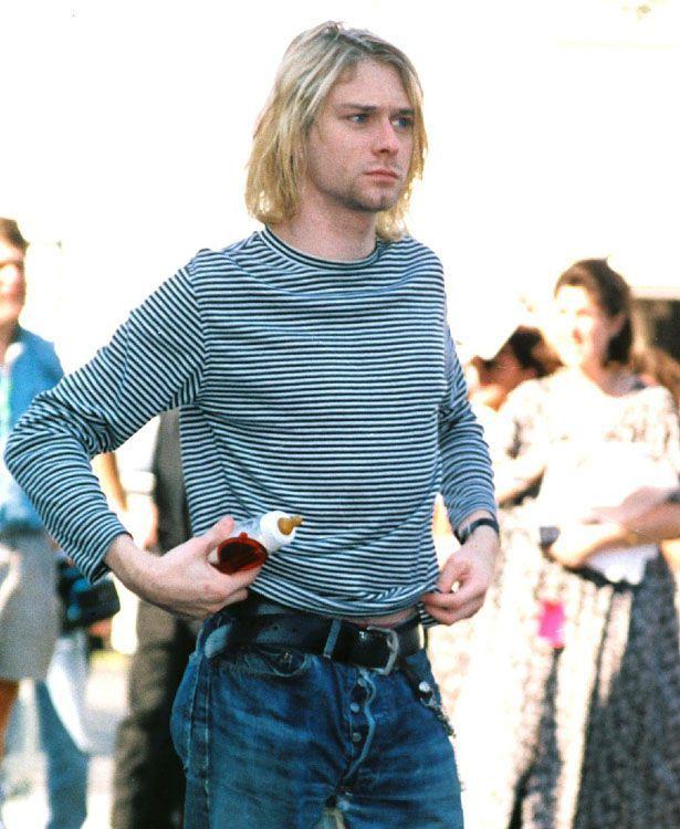 Kurt Cobain wäre am Montag 50 geworden