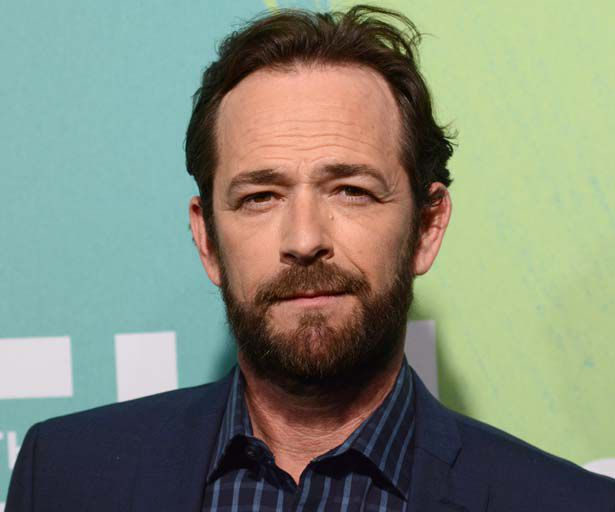 "Luke Perry: ""90210""-Star offenbart Krebs-Diagnose"