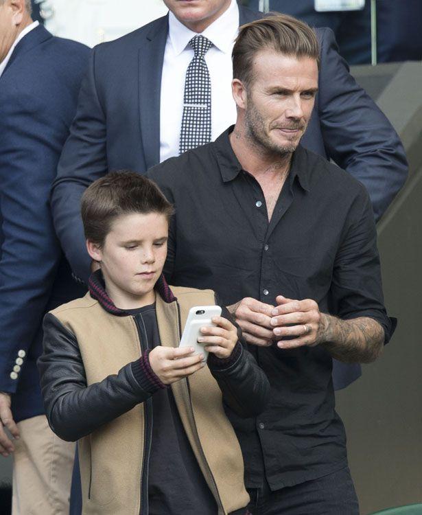 Cruz Beckham träumt von Kollabo mit Ed Sheeran