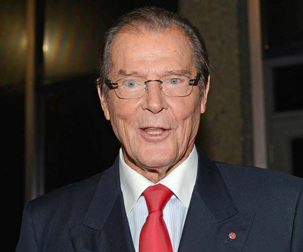 James-Bond-Legende Roger Moore ist tot
