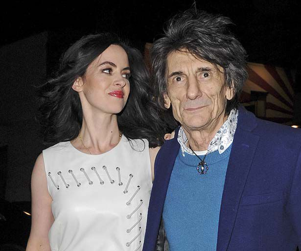 Ronnie Wood von den Rolling Stones: Lungen-Operation