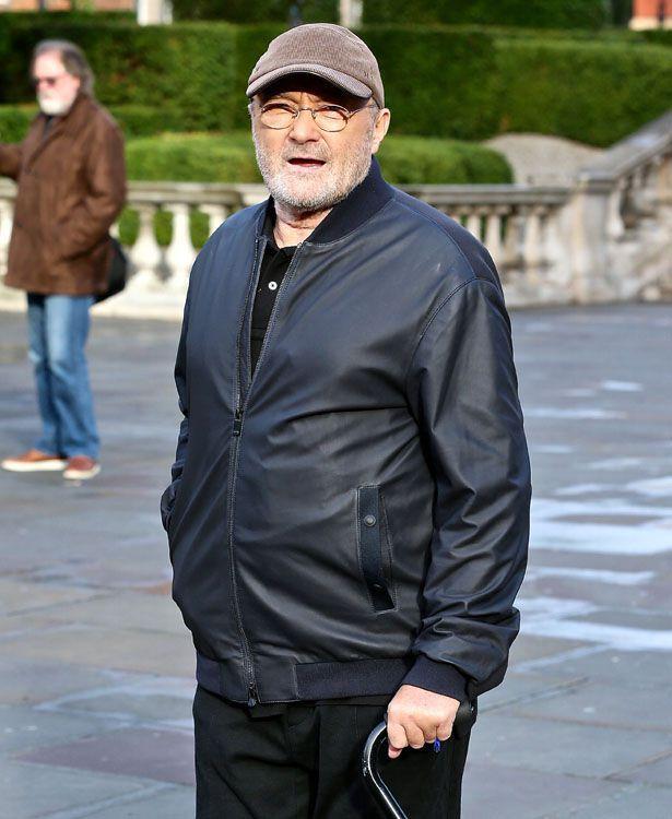 Phil Collins: Schlimmer Sturz im Hotelzimmer