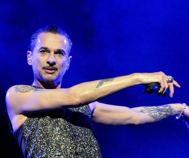Depeche Mode sagen Konzert ab: Was ist los mit Dave Gahan?