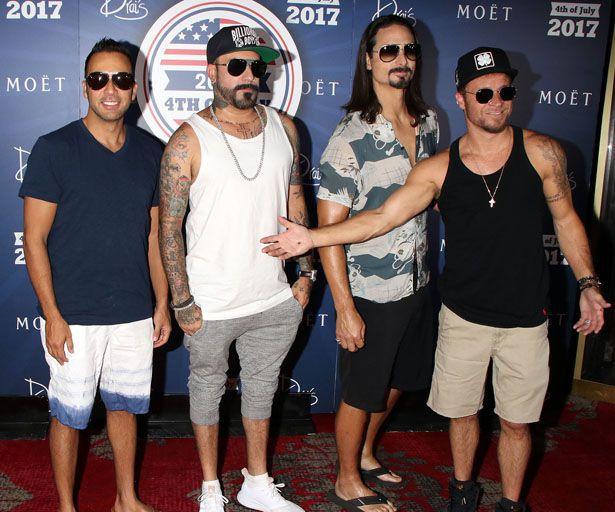 Backstreet Boys: Dieser Song wurde aus einem Furz gemacht?