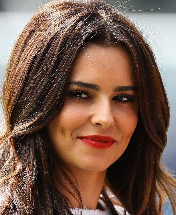 Cheryl Cole bevorzugt Öl im Gesicht
