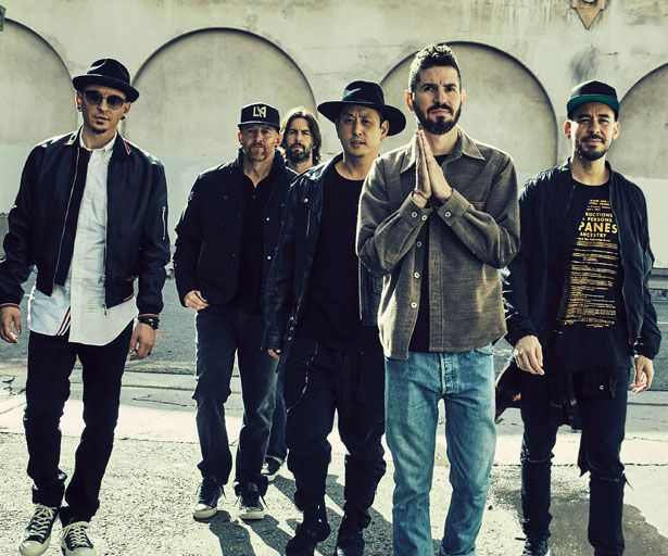 Linkin Park: Tribut-Konzert für Chester Bennington