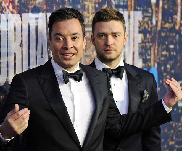 "Jimmy Fallon: ""Bro-Biking"" mit Justin Timberlake"