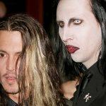 Interview: Johnny Depp & Marilyn Manson in der Drogen- und Sexhölle!