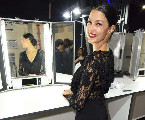 Rebecca Mir kämpft schon gegen das Altern