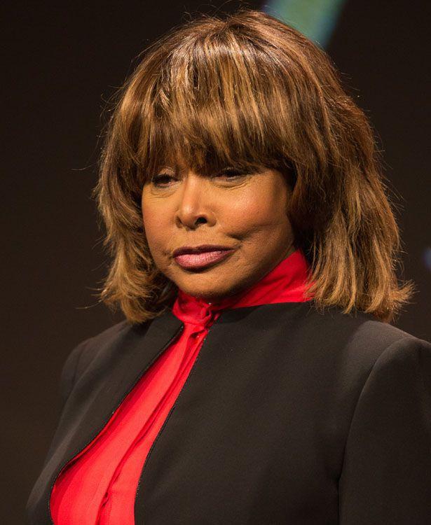 Tina Turner zurück im Rampenlicht
