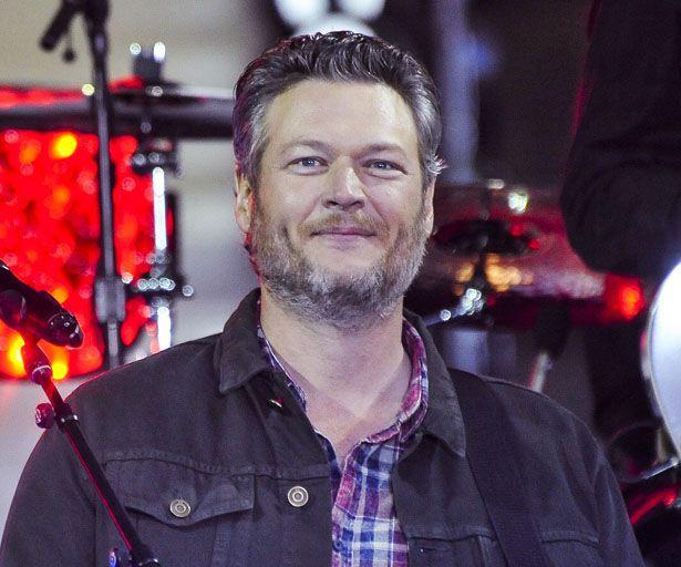 """Blake Shelton genießt seinen Titel """"Sexiest Man Alive"""""""