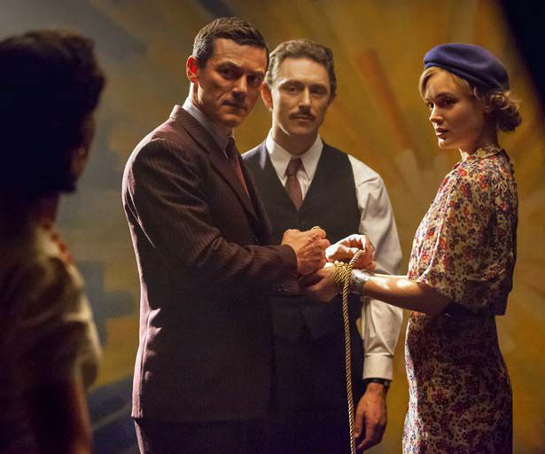 "Filmkritik ""Professor Marston & The Wonder Women"""