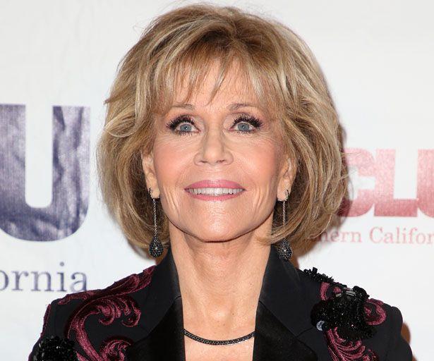 Video: Jane Fonda und das Krebsgeschwür an der Lippe