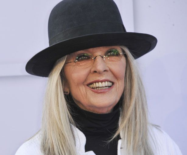 Umwerfend: Diane Keaton schwärmt von Chris Martin