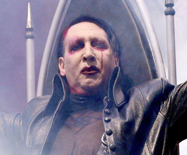 Marilyn Manson verschwindet nach 3 Songs einfach wieder