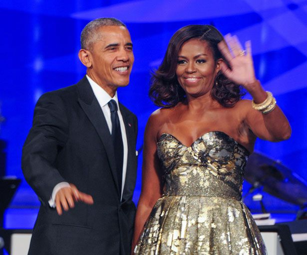 Michelle Obama packt aus