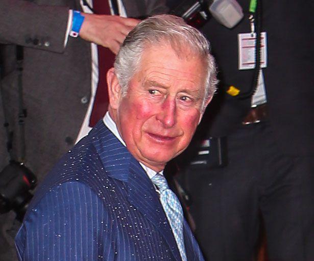Prinz Charles sehr verwirrt wegen Cheryl Tweedy