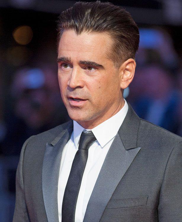 Colin Farrell in der Entzugsklinik