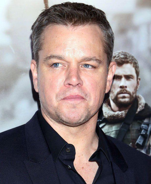 Matt Damon will die USA nicht verlassen