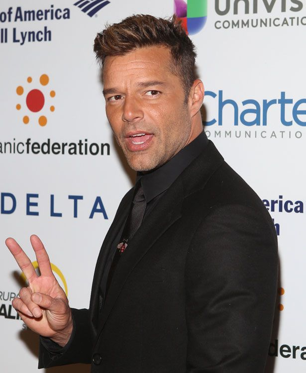 Ricky Martin bereut spätes Coming-out