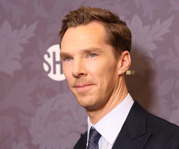 Benedict Cumberbatch: