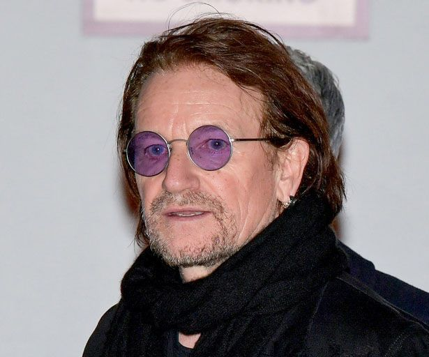 Bono von sich selbst genervt