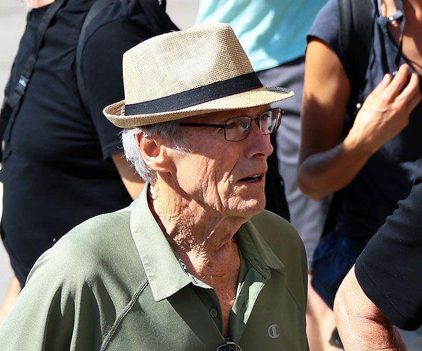 Clint Eastwood spielt mit 87 einen Drogenkurier