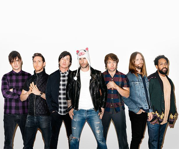 Maroon 5: Megastar-Auflauf im neuen Video zu altem Song