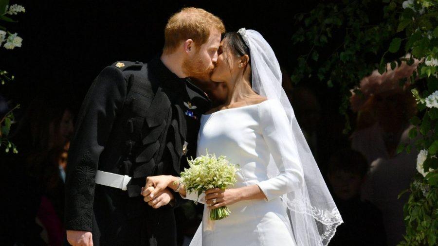 Royale Hochzeit: Meghan und Harry haben Ja gesagt