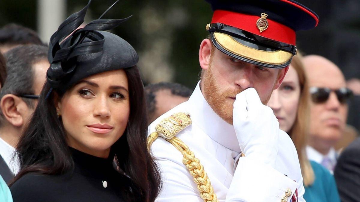 Harry und Meghan beginnen Ehe schnell mit royalen Pflichten