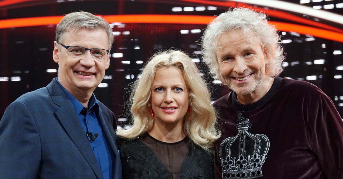 Das ist die neue Show mit Jauch, Gottschalk und Schöneberger