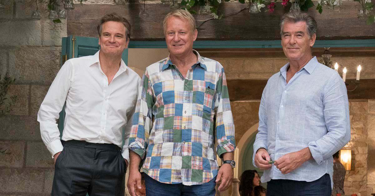 """Colin Firth und """"Mamma Mia 2"""": """"Man darf sich nicht so ernst nehmen"""""""