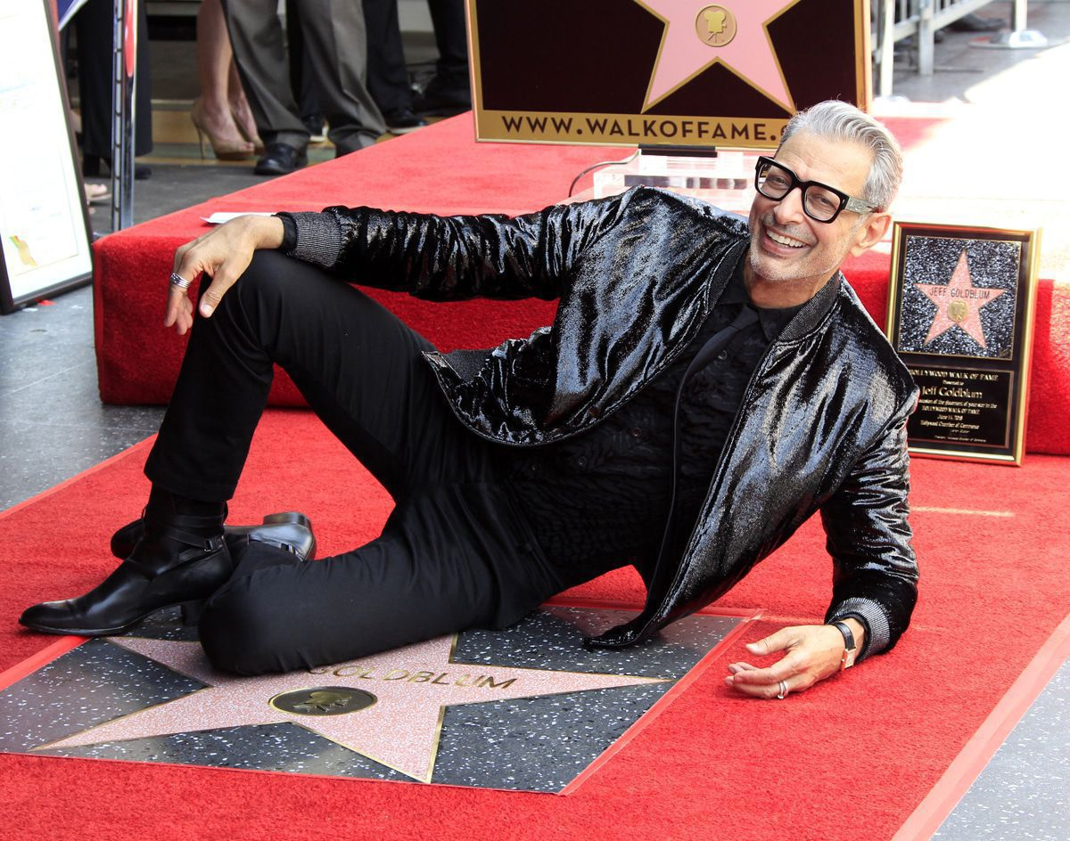 Jeff Goldblum über die Hochs und Tiefs im Showgeschäft
