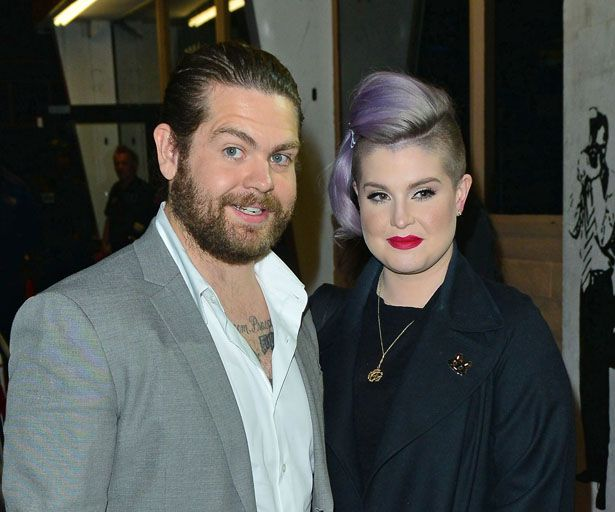 Kelly and Jack Osbourne at an Art Event in Los Angeles