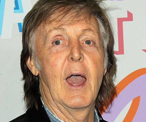 Paul McCartney: Englands Sieg zum 76.