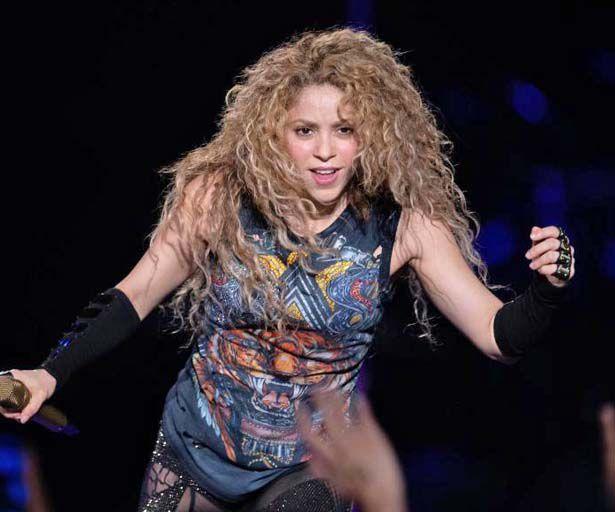 Tourauftakt Shakira