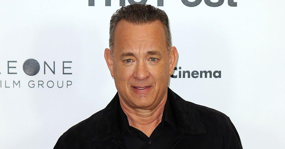 Tom Hanks findet Babysitten beim Enkel toll