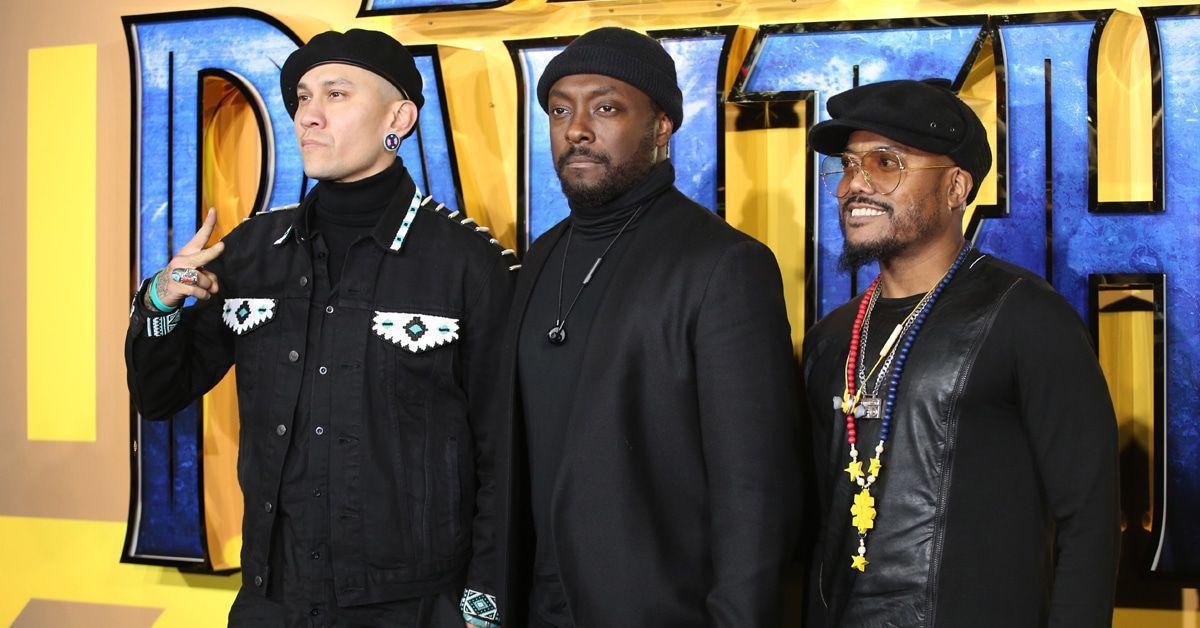 Die Black Eyed Peas kommen!