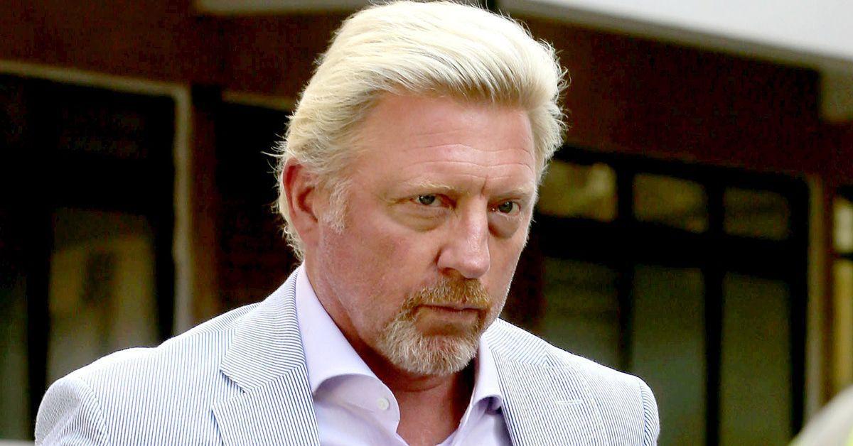 Boris Becker sighting