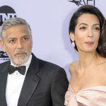 Amal Clooney: Nach Unfall fürsorgliche Ehefrau