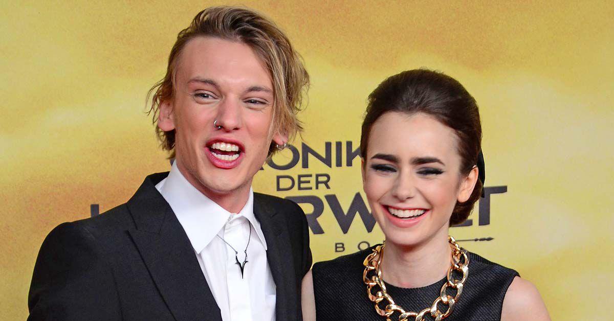 Lily Collins und Jamie Campbell Bower: Alles aus und vorbei?
