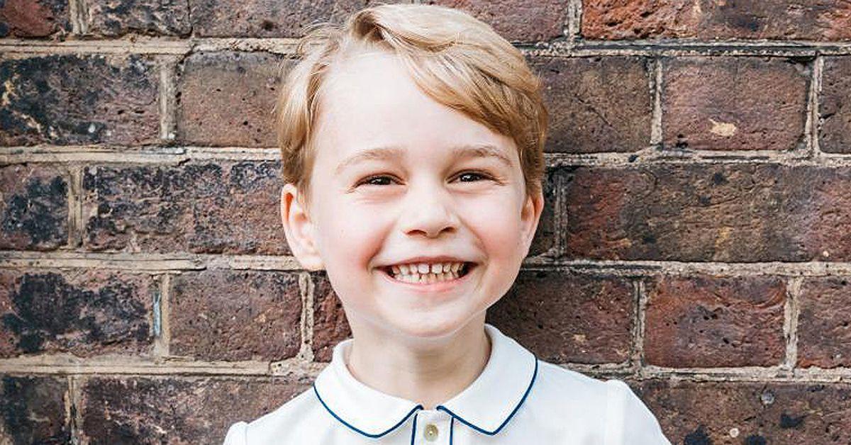 Prinz Georg feiert seinen 5. Geburtstag. Auf Mustique?