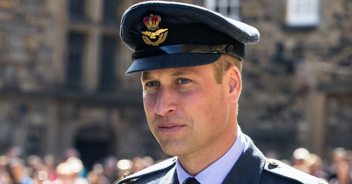 Prinz William fühlt mit der englischen Mannschaft