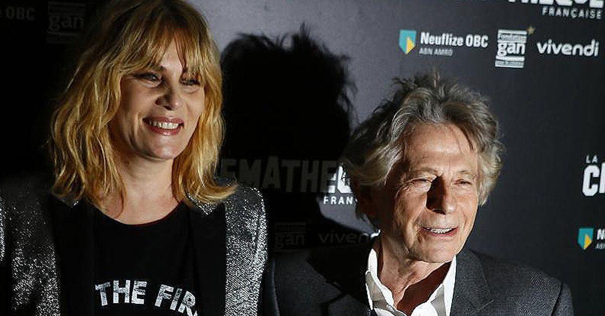 Emmanuelle Seigner & Roman Polanski